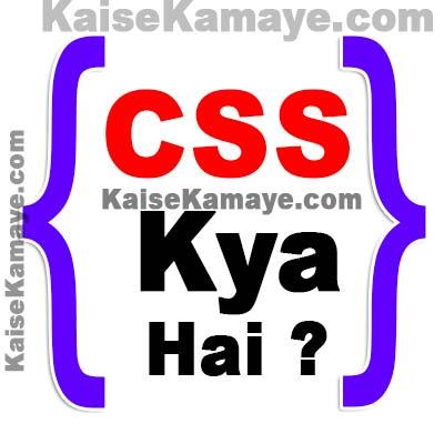 CSS Kya Hai Kaise Sikhe in Hindi , CSS Kya Hota Haii , CSS Kaise Sikhe
