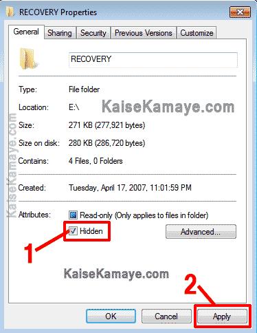 Computer Par Folder Ya File Hide Kaise Kare in Hindi,Computer Par Folder Ya File Hide Kaise Kare in Hindi , Hide folder on Windows , Hide Folder and Files in Hindi , Hide Folder, Hidden Folder