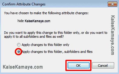 Computer Par Folder Ya File Hide Kaise Kare in Hindi , Hide Folder and Files in Hindi , Hide Folder, Hidden Folder ,
