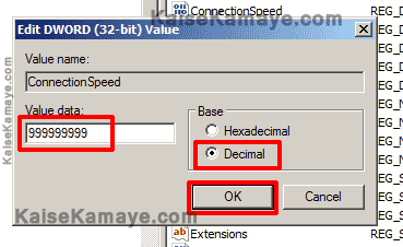 Downloading Speed Kaise Badhaye , Internet ki Speed Kaise Badhaye , How To Increase IDM Speed in Hindi