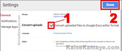 PDF File Ko Word File Me Kaise Convert Kare , Convert PDF to Microsoft Word Document in Hindi