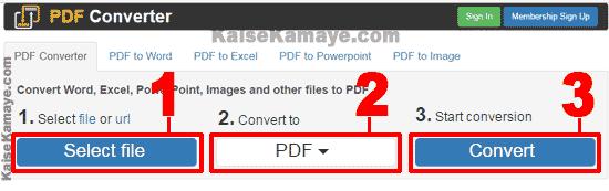 PDF File Kaise Banaye in Hindi , PDF File Kaise Banate Hai , Muft me PDF File Kaise Banaye