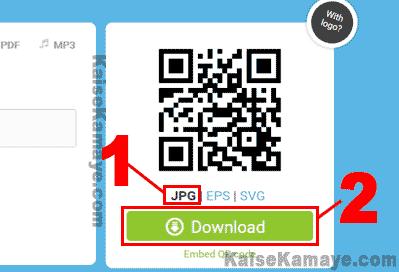QR Code Kya Hota Hai Or Kaise Banaye in Hindi , QR Code Kaise Banaye , QR Code Kya Hai