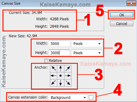 Photoshop Me Canvas Size Kaise Change Kare, Photoshop Canvas Settings in Hindi, Photoshop Tutorial in Hindi