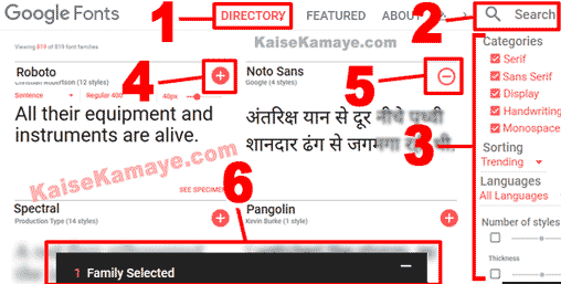 Computer Me Font Download Or Install Kaise Kare in Hindi