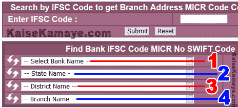 IFSC Code Kya Hai Bank Ka IFSC Code Kaise Pata Kare, Back IFSC Code Kaise Pata Kare