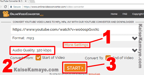 YouTube Video Ko Mp3 Me Download Kaise Kare Videos Songs Convert