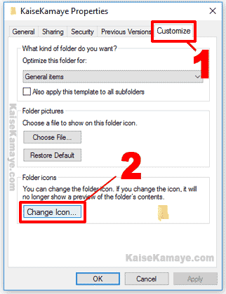 Computer Me Folder Icon Kaise Change Kare in Hindi, Folder Icon Change Karne Ka Tarika, How To Change Folder Icon in Hindi