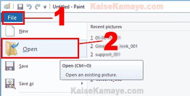 Folder Icon Me Apni Photo Kaise Lagaye