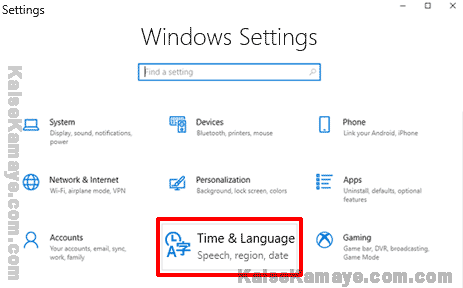 Computer Me Windows 10 Ki Language Kaise Change Kare in Hindi, How To Change Language in Windows 10 in Hindi, Windows 10 Me Language Kaise Change Kare