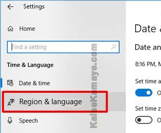 Computer Me Windows 10 Ki Language Kaise Change Kare in Hindi, Windows 10 Me Language Kaise Badle, How To Change Language in Windows 10 in Hindi