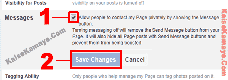 Facebook Page Me Auto Reply Message Kaise Set Kare in Hindi, Facebook Page Me Auto Reply Kaise Enable Kare, How To Set Auto Reply On Facebook Page in Hindi